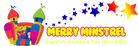 merry minstrel, mermaid bounce house, dinosaur bounce house rental, bounce house rentals orlando, dinosaur bounce house, unicorn bounce house, orlando party rentals, bounce house rentals orlando, paw patrol bounce house, rent a train for birthday party