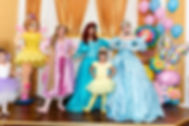 Princess Ballerina Birthday Party Package at My Enchanted Events Venue