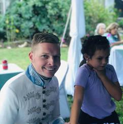 Orlando Princess Parties - Cinderella and Prince Charming Party