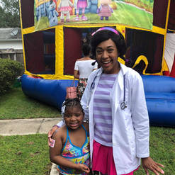 Orlando Party Characters - Doc McStuffins Party