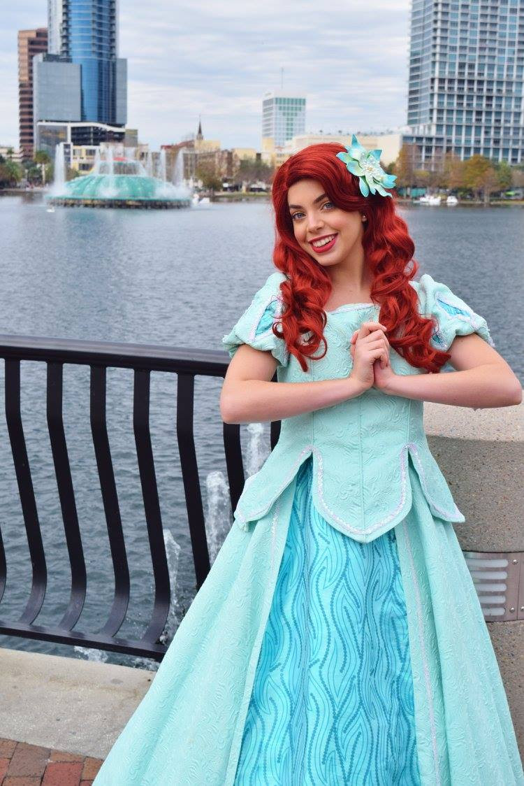 The Little Mermaid Classic Gown