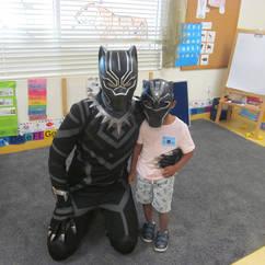 Orlando Superhero Parties - Black Panther Party