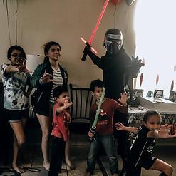 Orlando Superhero Parties - Star Wars Party