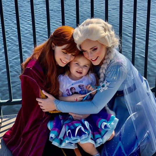 Orlando Princess Parties - Frozen Party