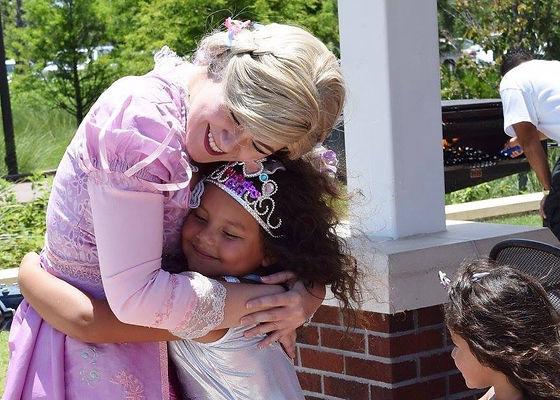Orlando princess parties