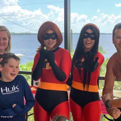 Orlando Superhero Parties - The Incredibles Party