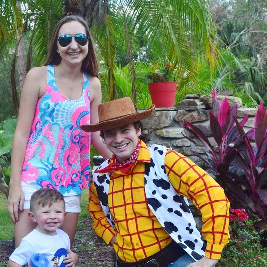 Orlando Party Characters - Toy Story Party