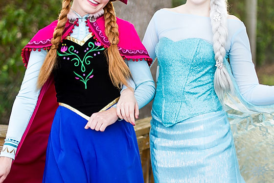 Orlando Frozen Parties