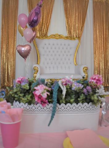 Sleeping Beauty Princess Aurora Birthday Party