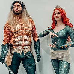 Orlando Superhero Parties - Aquaman Party