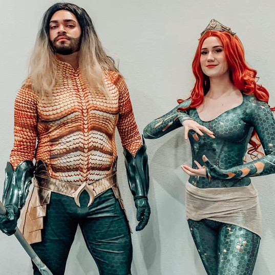 Orlando Superhero Parties - Aquaman Party