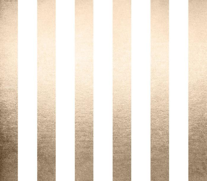 gold vertical stripes