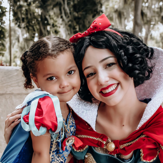 Orlando Princess Parties - Snow White Party
