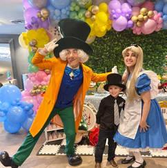 Orlando Princess Parties - Alice in Wonderland Party