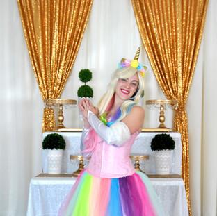 Unicorn Princess Iris