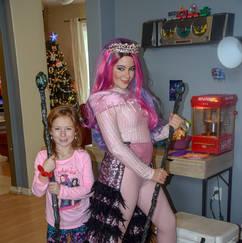 Orlando Princess Parties - The Descendants Party