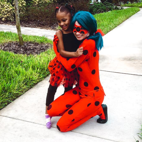 Orlando Superhero Parties - Mirculous Ladybug Party