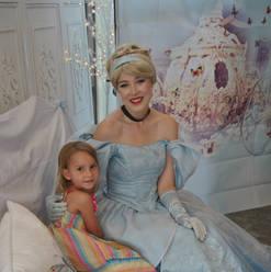 Orlando Princess Parties - Cinderella Party