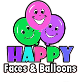 Happy Faces & Balloons