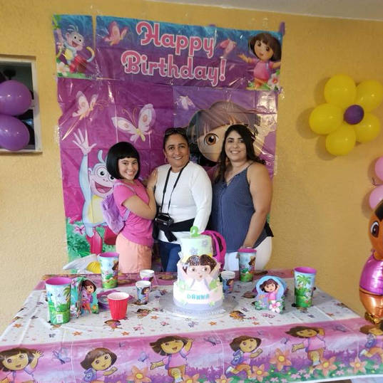 Orlando Party Characters - Dora the Explorer Party