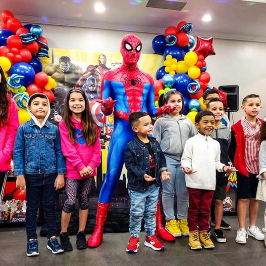 Orlando Superhero Parties - Avengers