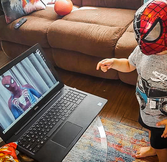 Virtual Chat - Spiderman