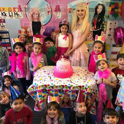 Orlando Party Characters - Barbie Party