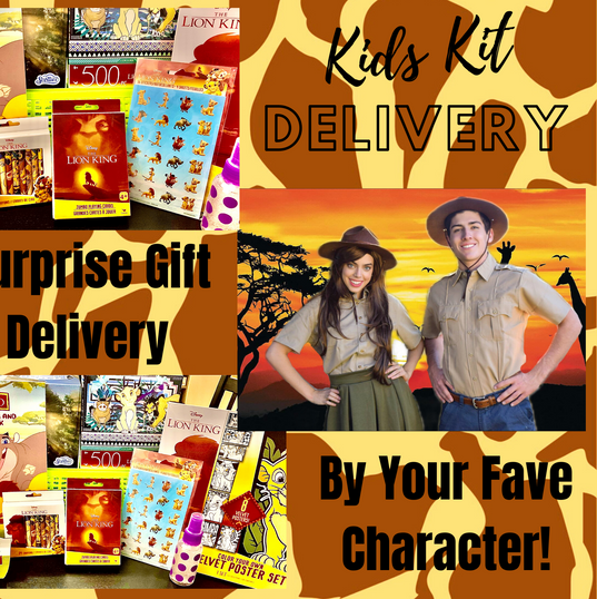 Kids Kit Delivery Service - The Lion King