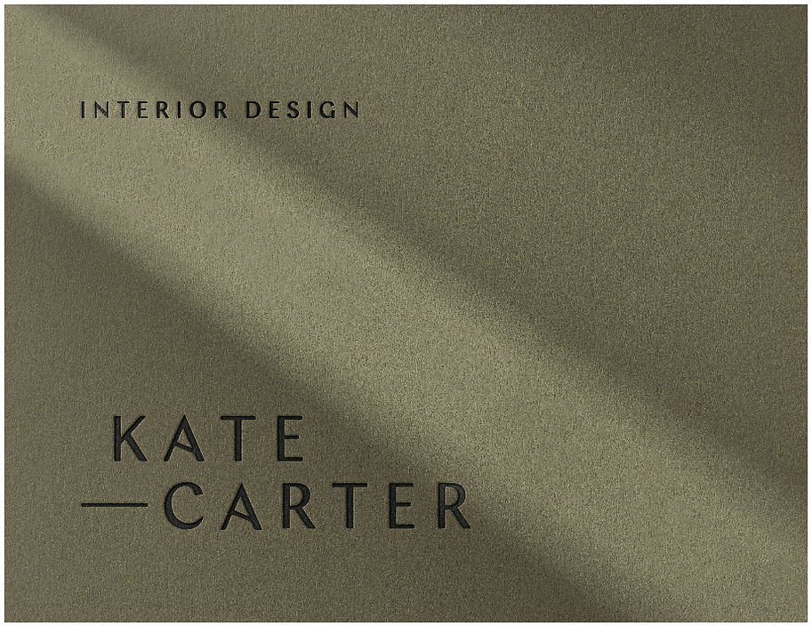 Kate Carter - Interior Designer