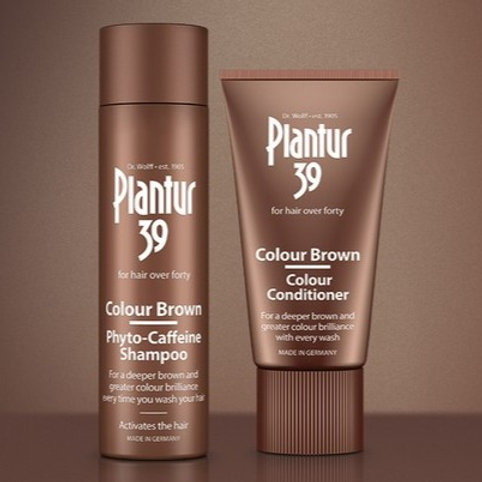 Plantur 39 - Brown Shampoo and Conditioner