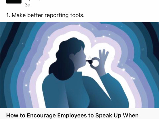 How to Encourage  Employees to Speak Up