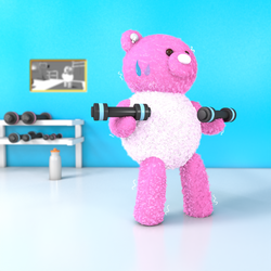 Work Those Arms.