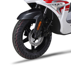 Blaze-II-11-White_Front_Wheel