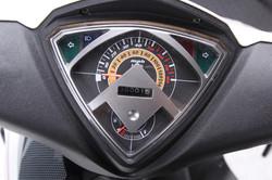 Blaze-II-10-White_Speedometer