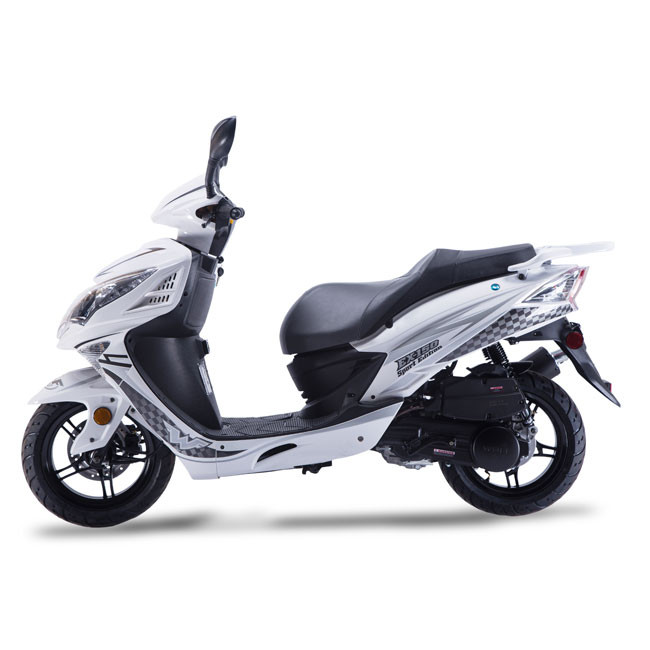white-150cc-moped-scooter-wolf-v150-whit