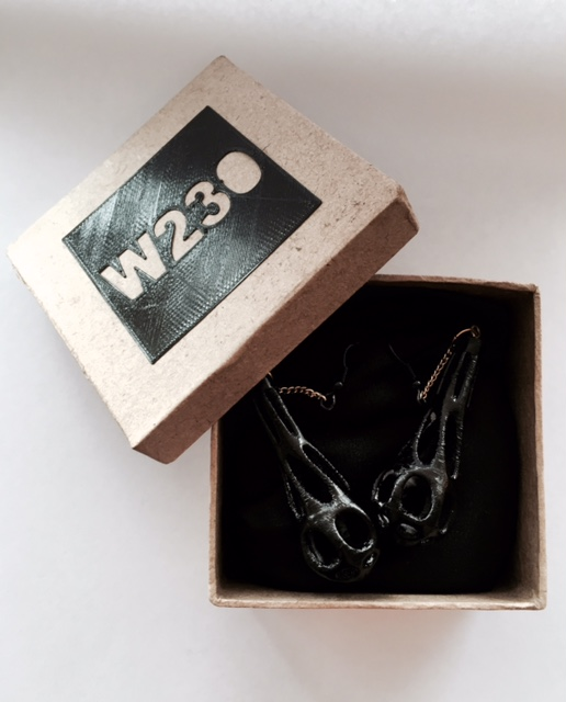 Drop earring packaging