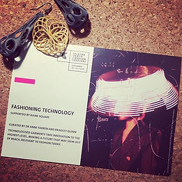 Fashioning Technology Exibhition