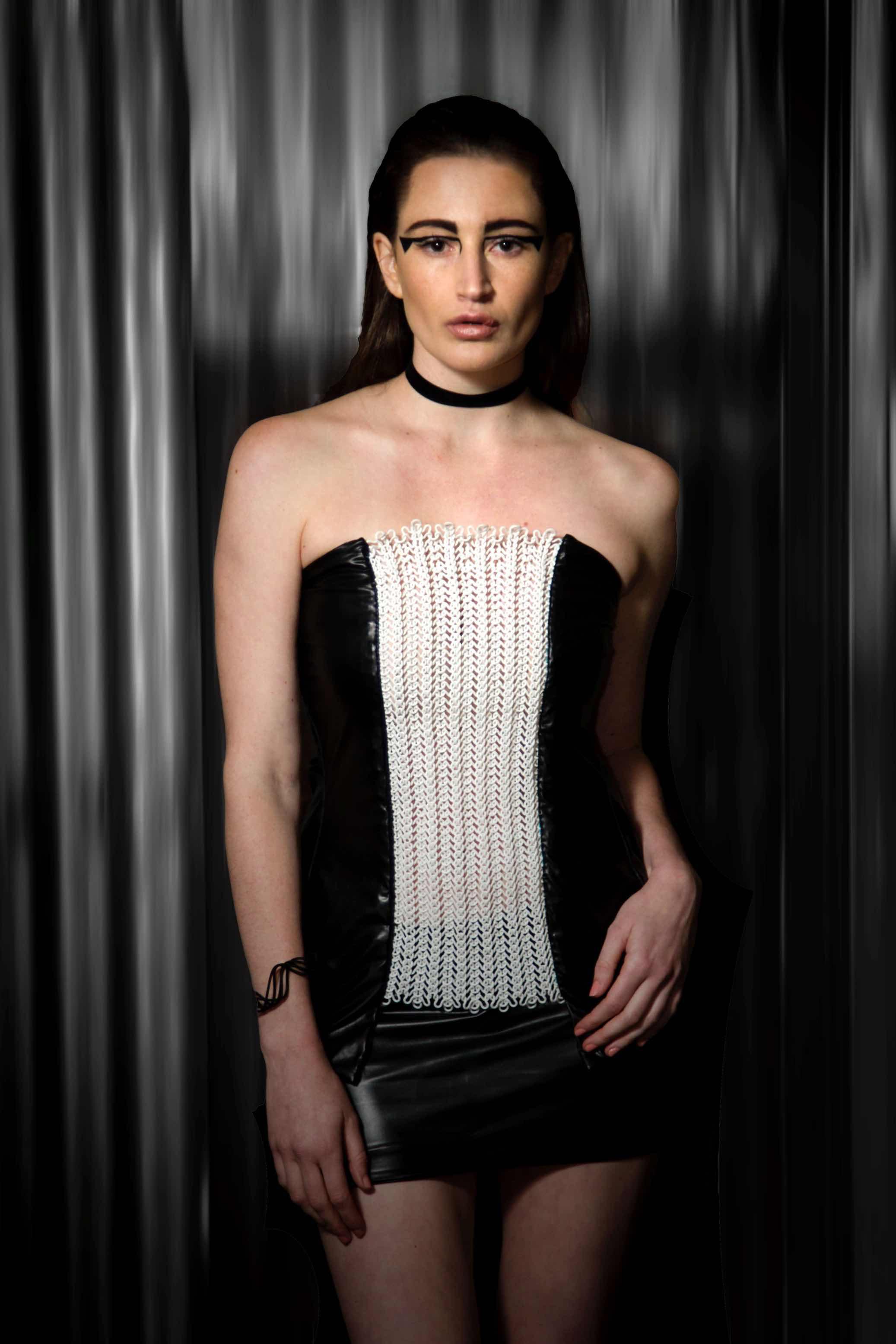 3DKnit Dress