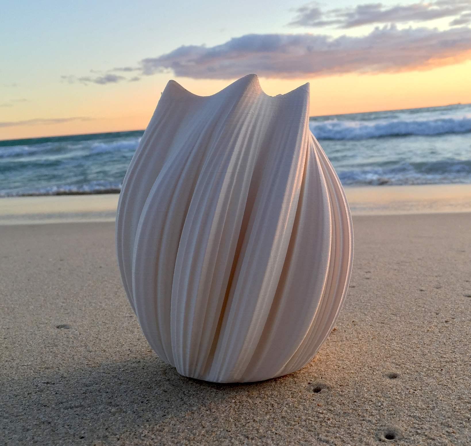 Ocean vases 18