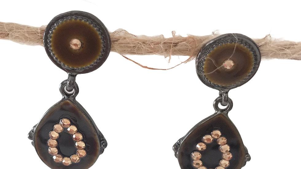Boucles d'oreilles sans nickel Ref 141