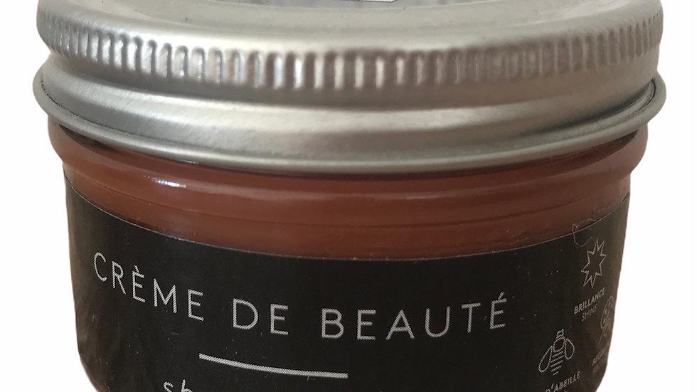 Crème de beauté pour cuir