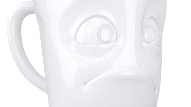 Mug visage