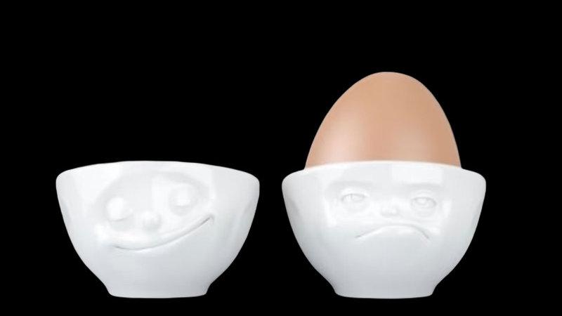 2 coquetiers visage