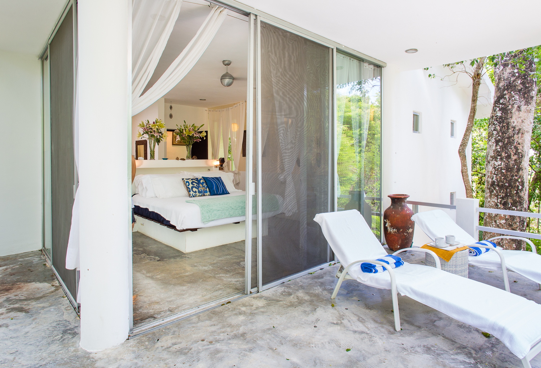 Retreat House Suite 3 Deck