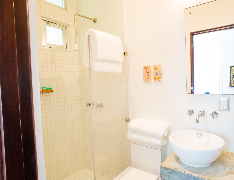 Retreat House Suite 2 Bano 2