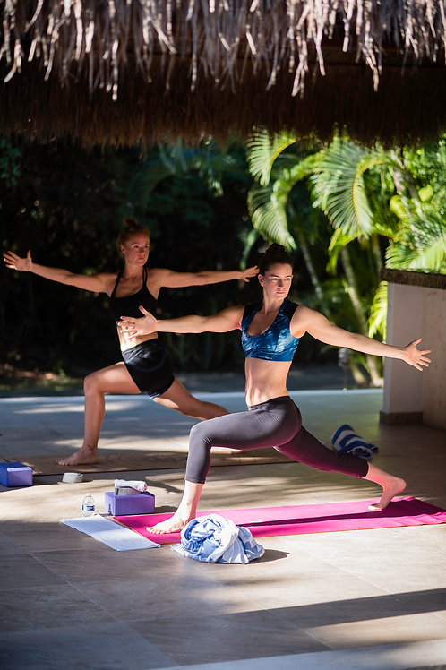 5 Days/4 Nights Hot Yoga Retreat- Single Standard Suite