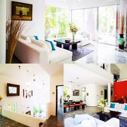 Retreat House Sala montage