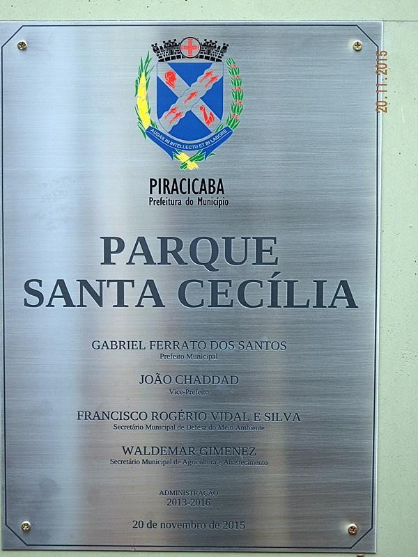 PARQUE SANTA CECÍLIA