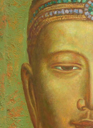 FRAGMENTS OF BUDDHA II