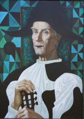 THE AGED HARLEQUIN